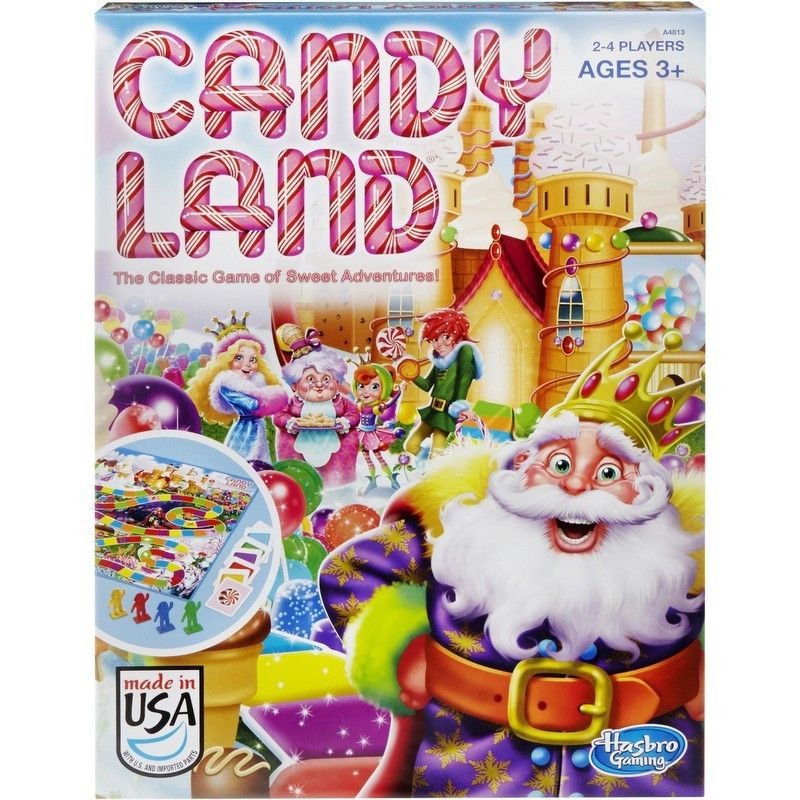 colorful Candyland Christmas from Target photo
