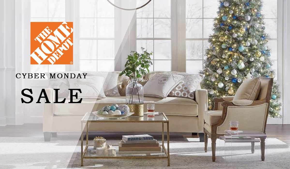 17+ Amazing Deals We're Shopping at The Home Depot's Cyber Monday Sale