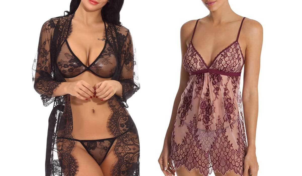 15 Valentine's Day Lingerie Sets for a Romantic and Red-Hot Holiday