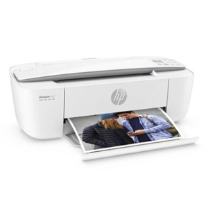HP Officejet all-in-one printer, copier, and scanner. photo