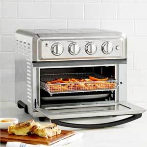 Cuisinart TOA-60 Air Fryer Toaster Oven from Macy's Black Friday Sale photo