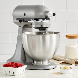 <strong>KitchenAid KSM75 4.5 Qt. Classic Plus Stand Mixer </strong>Macy's Black Friday Sale photo