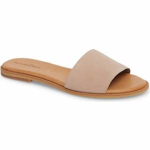 Treasure & Bond beige slide sandal Nordstrom Cyber Monday Sale photo