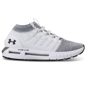 Under Armour HOVR Phantom NC running shoes in black and white. photo