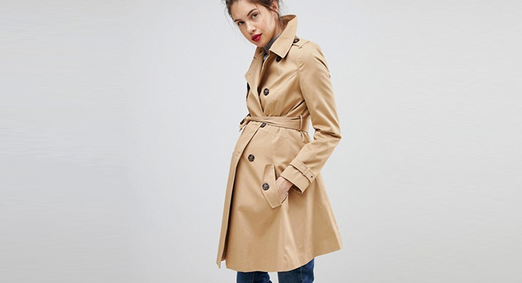 7 Chic Maternity Coats You'd Want to Wear Even If You Weren't Pregnant