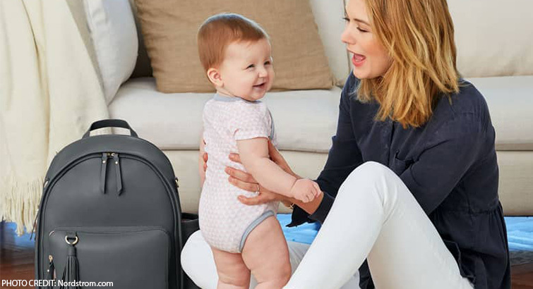 This Diaper Bag Is Fashionable, Functional, & Mom-Approved