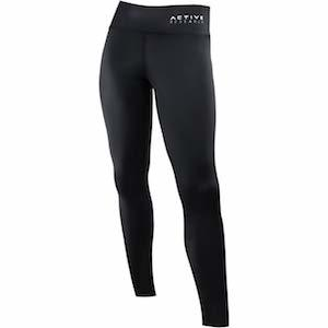 Black compression leggings from Active Research photo