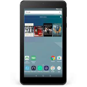 Best Value Tablet and E-Reader Combo: Barnes & Noble NOOK photo