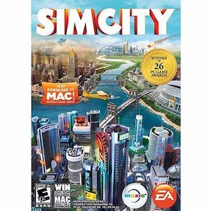 Best Educational Video Games SimCity photo