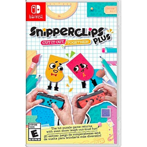 Best Educational Video Games Snipperclips photo