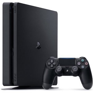 Walmart Black Friday Deals Sony Playstation 4 Slim Gaming Console photo