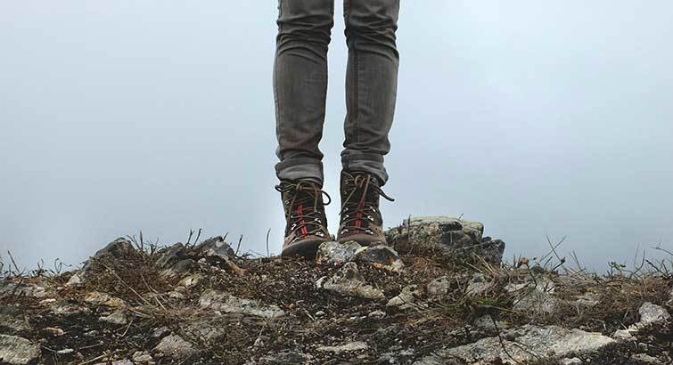 These Are the Waterproof Hiking Boots I Swear By (and I've Tried Many)