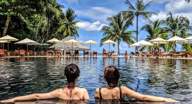 0aeb30b84d0892 3 Warm-Weather Getaways to Book ASAP (and What to Bring if You Do