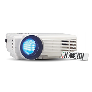 Home theater projector photo