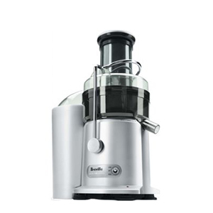 Abt Juice Fountain in silver and black photo