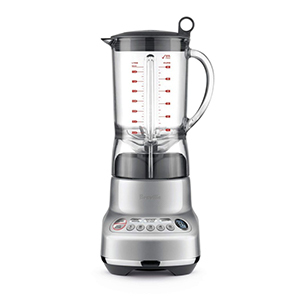 The fresh and furious silver blender from Abt photo