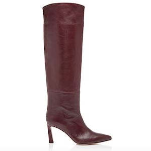 Emiline leather boots by stuart weitzman photo