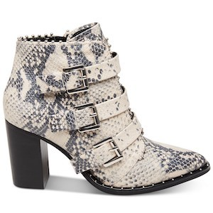 Women's Humble studded booties by steve madden photo