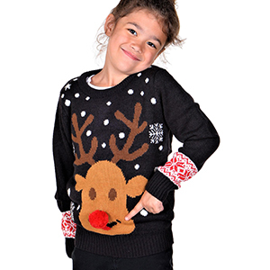 8bb12246a1a 6 Adorable Kids Ugly Christmas Sweaters that Are Less than  30 ...
