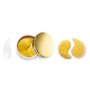gold hydra-gel eye patches by peter thomas roth photo
