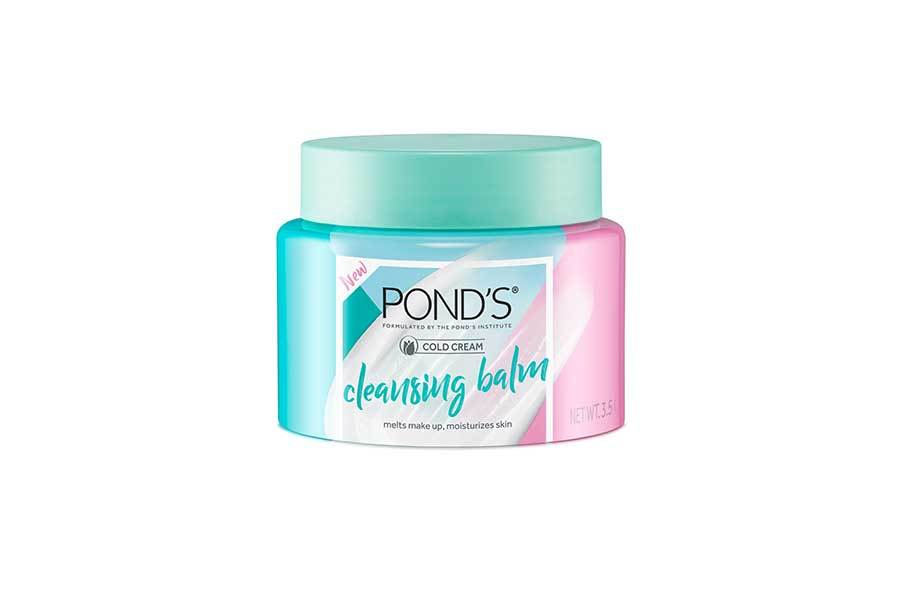 Pond's Cold Cream Cleansing Balm at Target photo