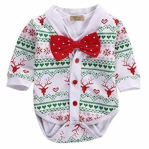 20 Best Ugly Christmas Sweaters for Babies, Toddlers and