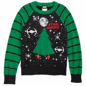 06efc6f356 Star Wars Ugly Christmas Sweater for Babies photo