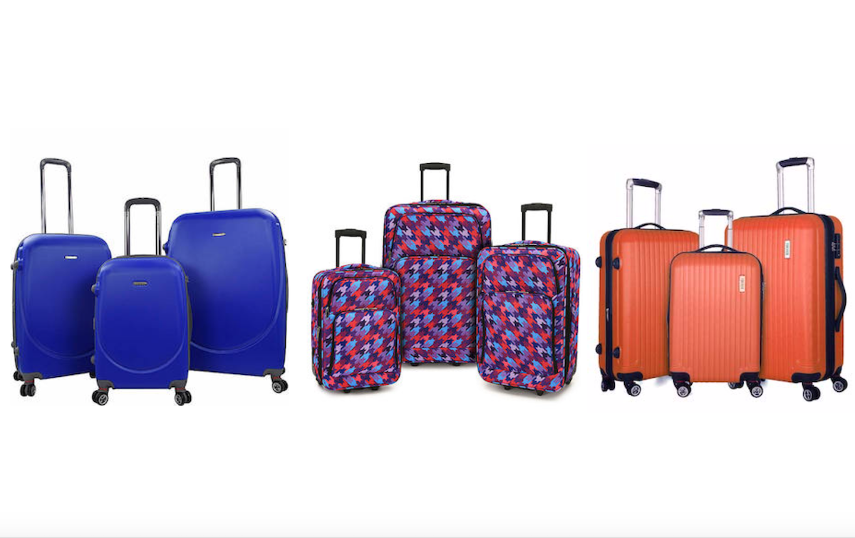 15 Affordable Luggage Sets You Can Score for Under $150