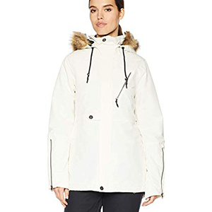 Insulated jacket from Volcom photo