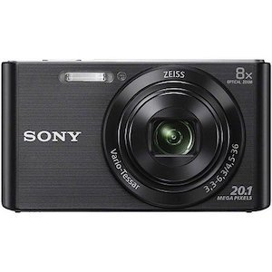 Best Point and Shoot Camera for Kids Sony DSC-W830 Digital Camera photo
