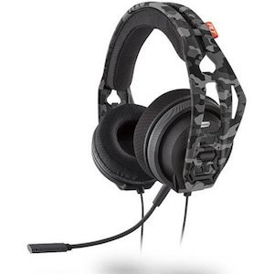 Best Gaming Headsets Under $100 Plantronics RIG 400HX Camo Stereo Gaming Headset photo