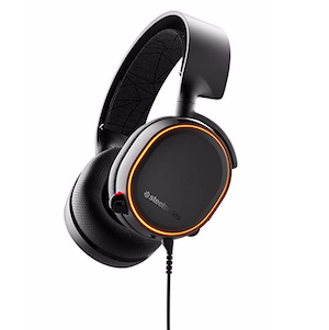 Best Gaming Headsets Under $100 SteelSeries Arctis 5 Gaming Headset photo