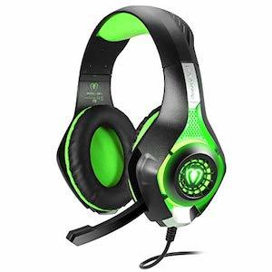 Best Gaming Headsets Under $100 BlueFire Gaming Headset photo