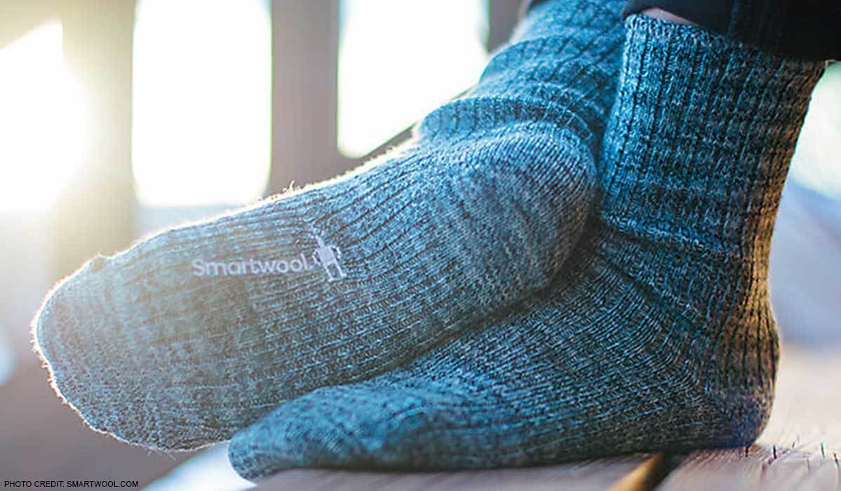 These Smartwool Socks Are My Go-To For Any Winter Activity