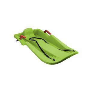 Best Snow Sleds For Kids Superio Long Sled with Brakes photo