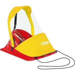 Best Snow Sleds For Kids Pelican Baby Sled Deluxe photo