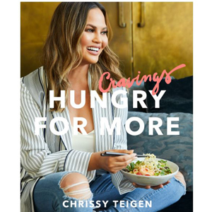 Chrissy Teigen Hungry for More cookbook photo