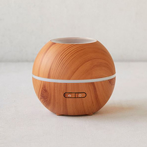 Urban Outfitters essential oil diffuser with LED Light photo