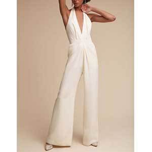 Bridal Jumpsuits for Wedding Mara Jumpsuit photo