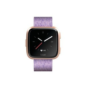 Best Fitness Trackers for Pregnant Moms Fitbit Special Edition Versa Smartwatch photo