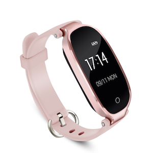 Best Fitness Trackers for Pregnant Moms AGPTEK-Fitness Tracker Touch Screen Smartwatch photo