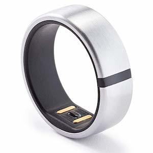 Best Fitness Trackers for Pregnant Moms Motiv Ring Fitness, Sleep and Heart Rate Tracker photo