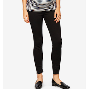 Where to Buy Maternity Clothes Macy's 7 for All Mankind Maternity Jeans photo