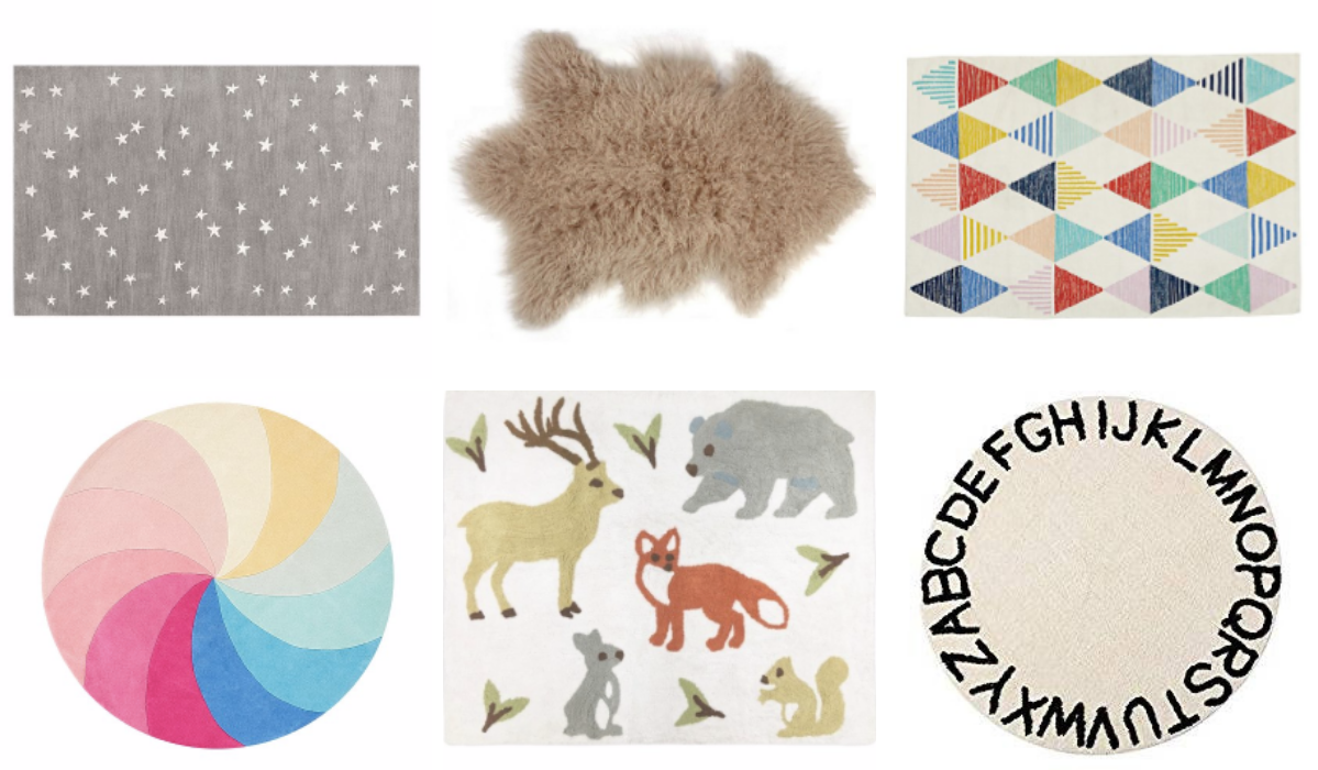 15 Stylish and Safe Baby Nursery Rugs Your Little One Will Love
