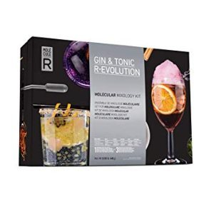 Mixology Kit with photos of cocktails on the front. photo