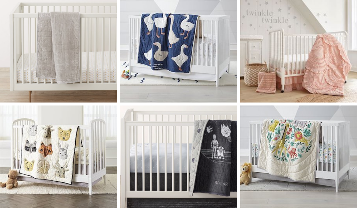 Sweet Dreams! The Cutest, Coziest Crib Bedding Sets for Your Baby Nursery