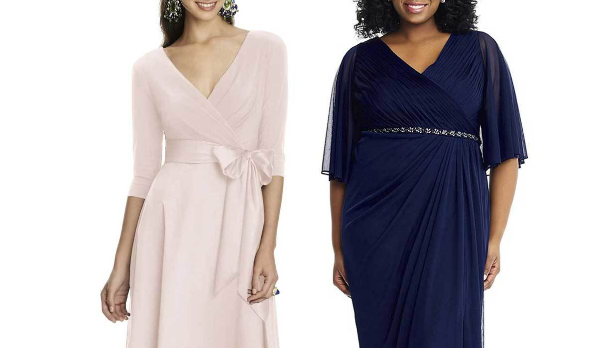 The Most Perfect Mother-of-the-Bride Dresses for Under $250
