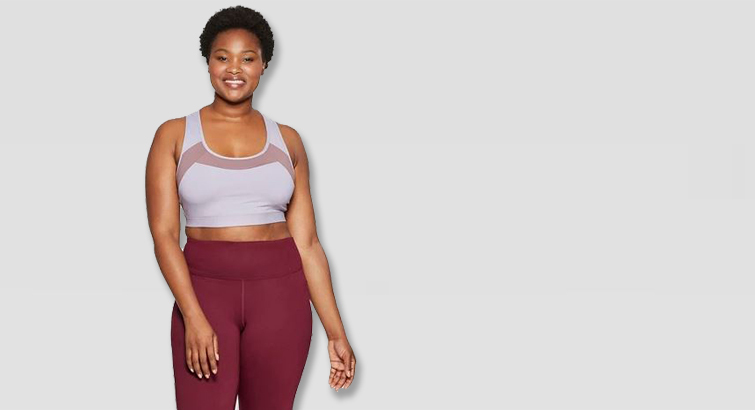 5 Plus-Size Sports Bras You'll Look Forward to Wearing at the Gym (and Beyond)