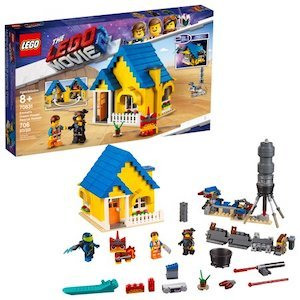 colorful 'The LEGO Movie 2' Emmet's Dream House/Rescue Rocket! from Walmart photo