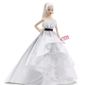 Best Barbie Dolls and Playsets Barbie 60th Anniversary Doll photo